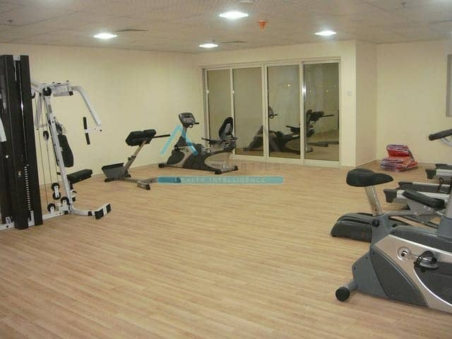 2 BEST DEAL STUDIO+POOL+GYM+PARKING FAMILY BUILDING