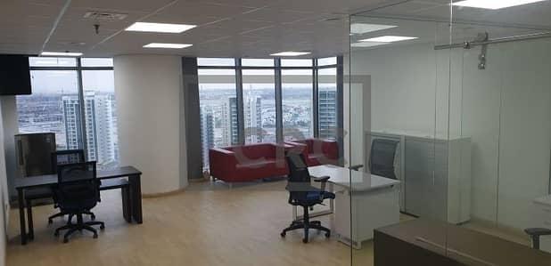 مکتب  للبيع في الخليج التجاري، دبي - Two Car Parking | Canal View | Mid Floor