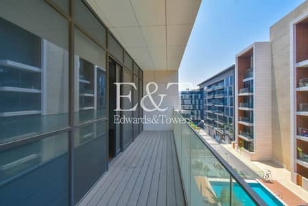 4 Cheques I With Balcony I Pool Views I