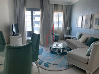 Well Mentained 1BR on High floor  Burjkhalifa Facing.