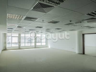 مکتب  للايجار في المنطقة الصناعية، الشارقة - مكاتب فخمه على شارع الشيخ محمد بن زايد مع 3 اشهر مجانا