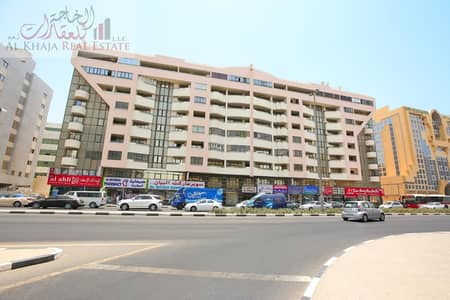 شقة 2 غرفة نوم للايجار في ديرة، دبي - BIG SIZE TWO BEDROOM HALL ON MAIN ROAD VERY NEAR TO SALAH AL DIN METRO STATION
