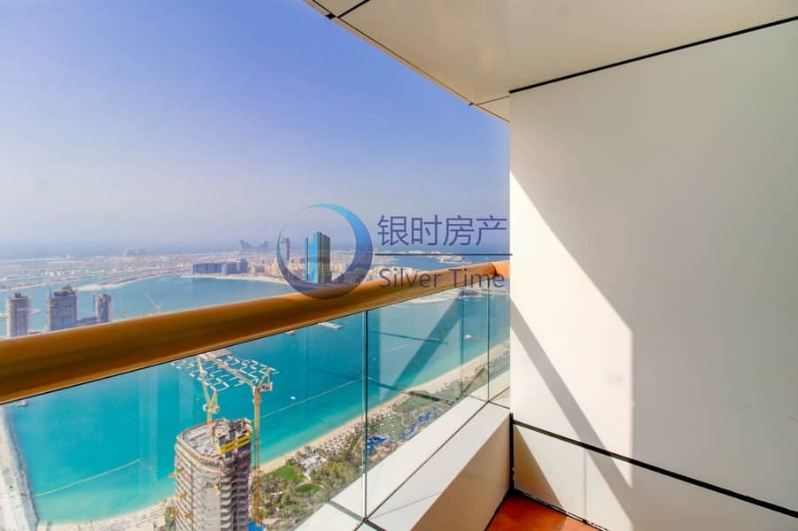 2 Fascinating full sea view / 4 bedroom penthouse.