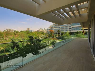 3 Beds | Huge Balcony | Park View | VOT