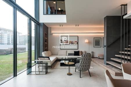 2 Bedroom Apartment for Sale in Mohammad Bin Rashid City, Dubai - Duplex Unit with Pool View| The Terraces|Meydan
