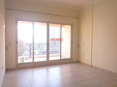 شقة 1 غرفة نوم للبيع في مدينة دبي الرياضية، دبي - Vacant - Large 1 Bed - Golf view