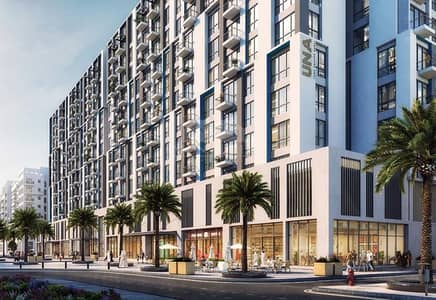 1 Bedroom Apartment for Sale in Town Square, Dubai - 1 Bedroom Apartments in UNA - Ready in 6 Months with 70% Post Completion Payment