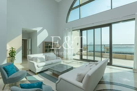 Penthouse with private pool and full sea view  PJ