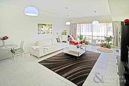 شقة 1 غرفة نوم للبيع في دبي مارينا، دبي - Spacious 1 Bed   Lower Floor   Balcony