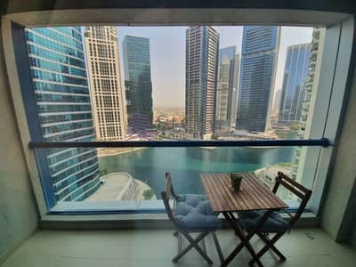 Furnished With Balcony I Full Lake View I Chiller Free
