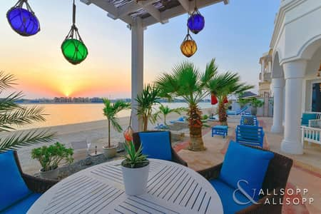 5 Bedroom Villa for Rent in Palm Jumeirah, Dubai - High Number | Beautifully Furnished | 5 BR