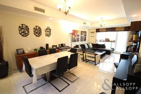 3 Bedroom Flat for Rent in Jumeirah Lake Towers (JLT), Dubai - 3 Bedroom | Maids | Marina Skyline Views