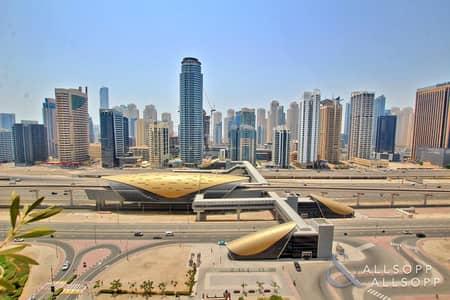 Studio for Rent in Jumeirah Lake Towers (JLT), Dubai - Studio | Full Marina Skyline | Metro Close