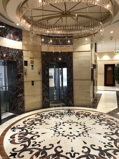 Luxury 1 bhk for rent with parking in Concord tower