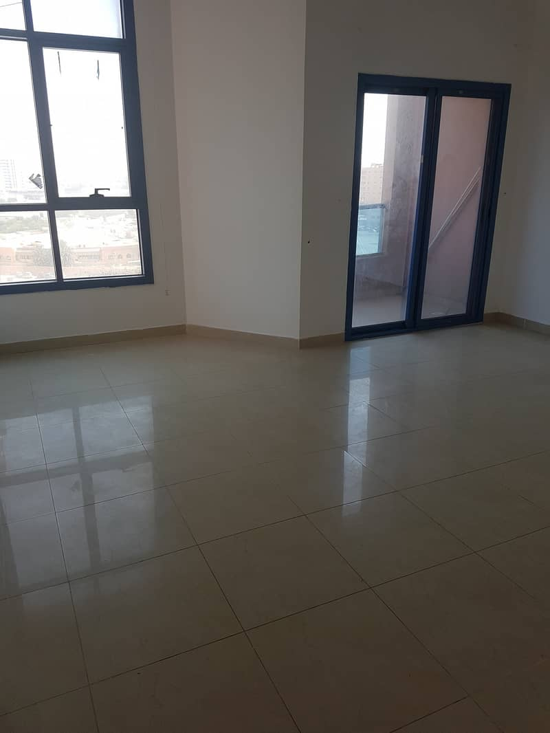 HOT DEAL !!! SPACIOUS 1 BHK FOR RENT IN NAIMIYA TOWER AJMAN WITH 2 WASHROOMS IN 19 K ONLY
