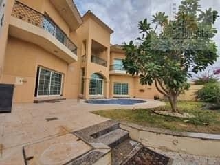 2 Independent 5 Bedroom Villa in Umm Suqeim 2 for Rent
