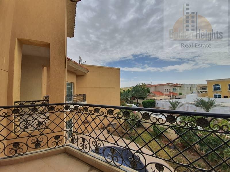 28 Independent 5 Bedroom Villa in Umm Suqeim 2 for Rent