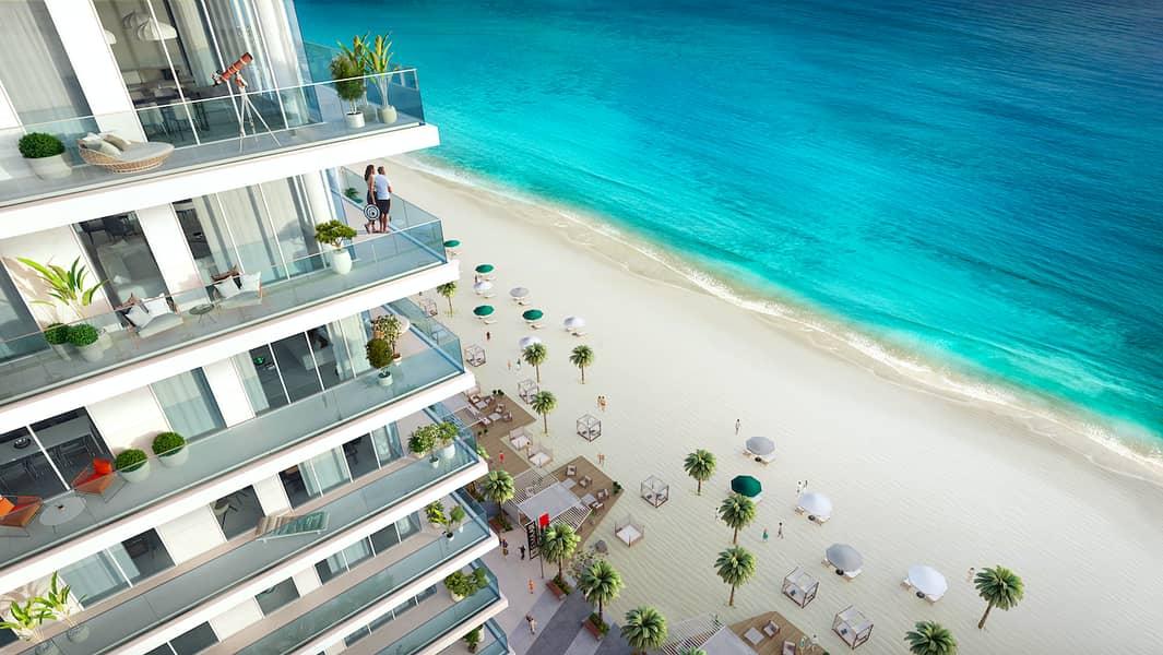 Emaar Beachfront | Best 2BR with Amazing Views!