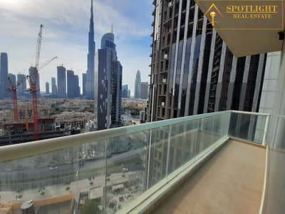 Fully Furnished 2 Br With Burj Khalifa View + 1 Month Free 12 Chq Payment