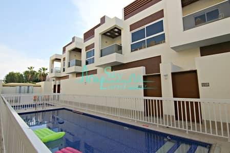 Brand New 4 Bed Townhouse|Shared Pool|Al Badaa