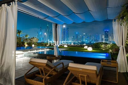 7 Bedroom Villa for Sale in Palm Jumeirah, Dubai - Fully Furnished | Ultra-Luxury | View in 1 Hour
