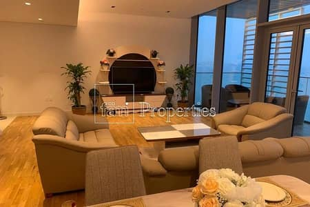 3 Bedroom Flat for Rent in Bluewaters Island, Dubai - Sea Views from EVERY Room