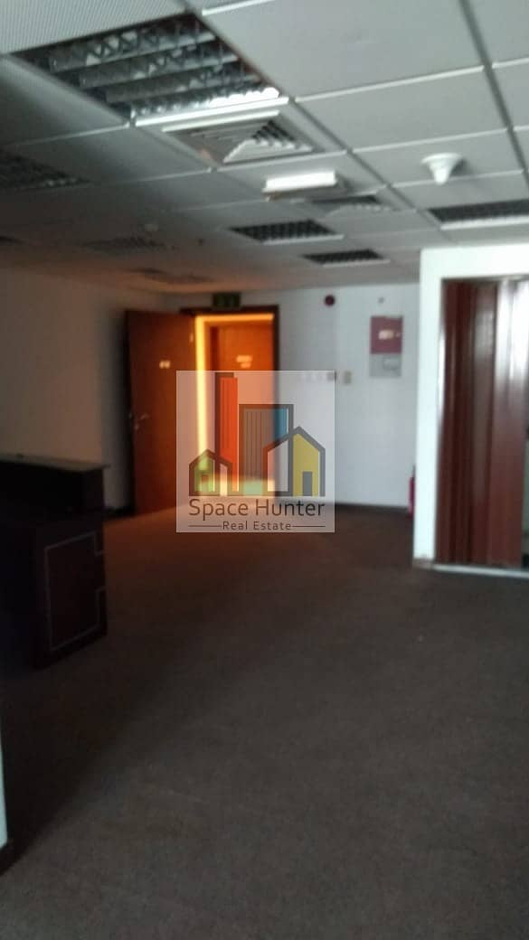 Prime Location//  Spacious Fully fitted office in DSO