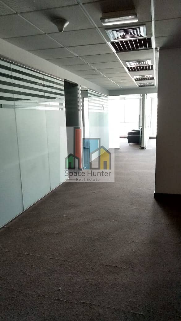 2 Prime Location//  Spacious Fully fitted office in DSO