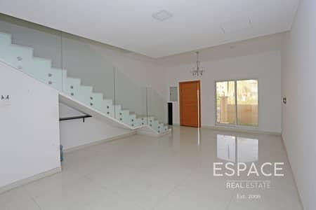 فیلا 4 غرف نوم للايجار في قرية جميرا الدائرية، دبي - Iris Park | 4 Bedroom Townhouse| Vacant