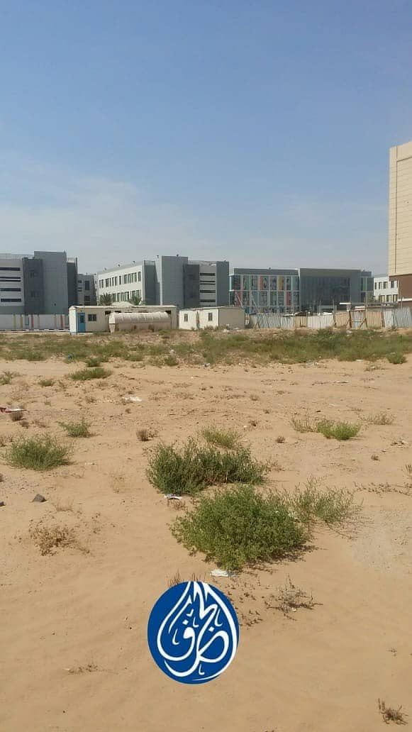 For sale land in Ajman in Al-Muwaihat 2 Residential Commercial