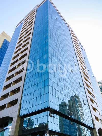 3 Bedroom Apartment for Rent in Corniche Area, Abu Dhabi - The Building