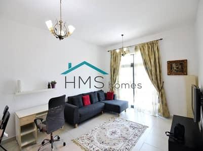 شقة 1 غرفة نوم للايجار في ذا فيوز، دبي - Well Maintained | 1BR | Furnished | Travo | Vacant