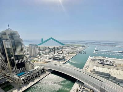 1 Bedroom Apartment for Sale in Dubai Marina, Dubai - Vacant | Amazing Views | High Floor