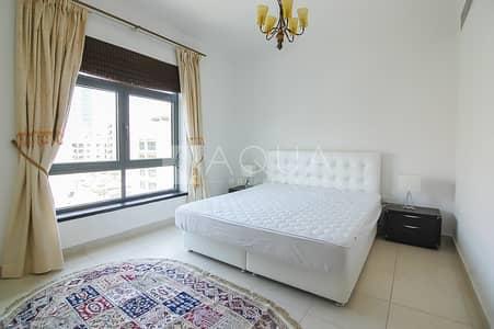 فلیٹ 1 غرفة نوم للايجار في ذا فيوز، دبي - Semi Furnished | 1.5 Barthoom | Chiller free