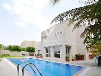 فیلا 5 غرف نوم للايجار في السهول، دبي - Type 8 | Stunning Villa | On the Lake