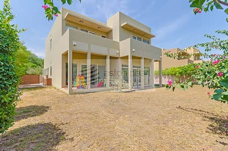 فیلا 3 غرف نوم للايجار في المرابع العربية، دبي - Flexible Cheques   Well Maintained   Type 9 Villa