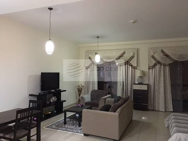2 Fully Furnished   Large  Studio   Ready To Move In