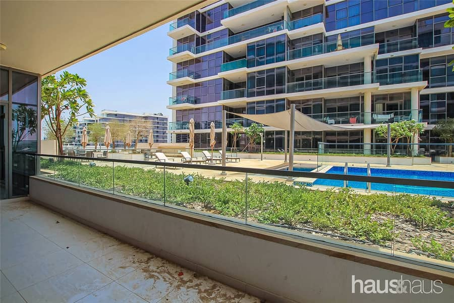 1 Overlooking the Pool | Available Now | Immaculate