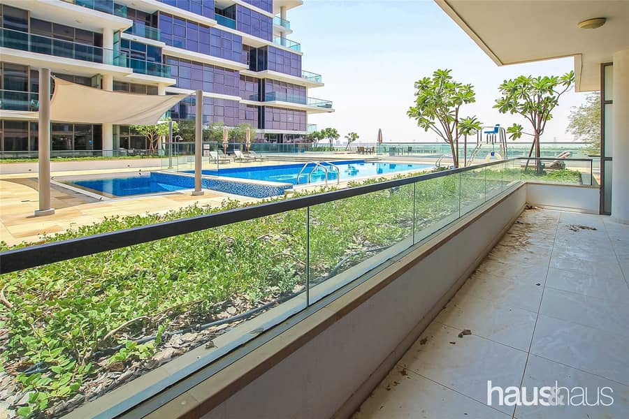 2 Overlooking the Pool | Available Now | Immaculate