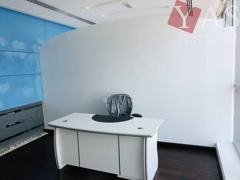 32 Outstanding | Fully Fitted office | Julphar