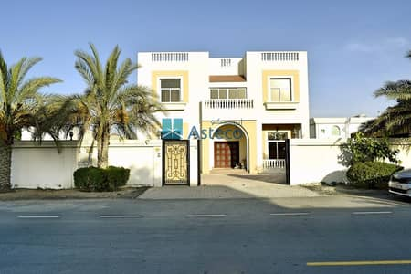 5 Bedroom Villa for Rent in Al Barsha, Dubai - Renovated 5 Bed + Maid with Pvt Pool+Garden Villa