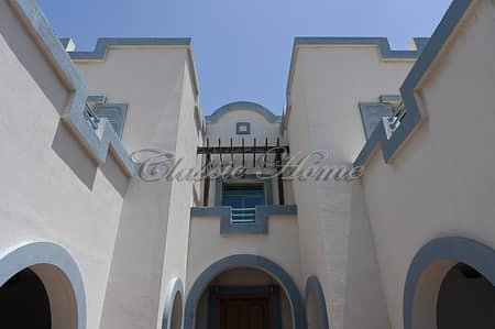 Vacant 4 B/R Aegean Style Town House @ Falcon City