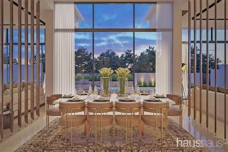 فیلا 6 غرف نوم للبيع في دبي هيلز استيت، دبي - Prime Golf Course Villa | Attractive Payment Offer
