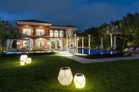 فیلا 7 غرف نوم للبيع في نخلة جميرا، دبي - Beachfront Villa | Ultra-Luxury Furnished | Sea View