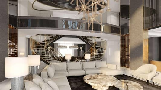 5 Bedroom Villa for Sale in Palm Jumeirah, Dubai - Duplex Penthouse | Ultra-Luxury | Stunning Views