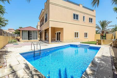 5 Bedroom Villa for Sale in The Villa, Dubai - Must See! Completely Upgraded w/ Garden view