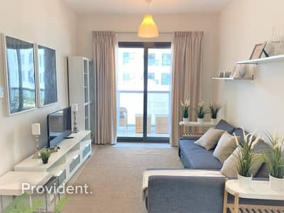 3 Bedroom Flat for Rent in Arjan, Dubai - Brand New 3 Bedrooms with Modern Furniture
