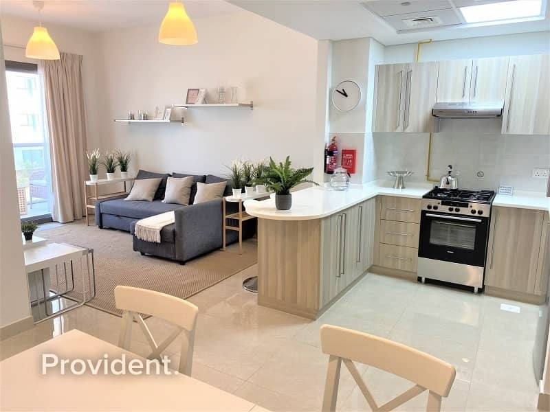 2 Brand New 3 Bedrooms with Modern Furniture