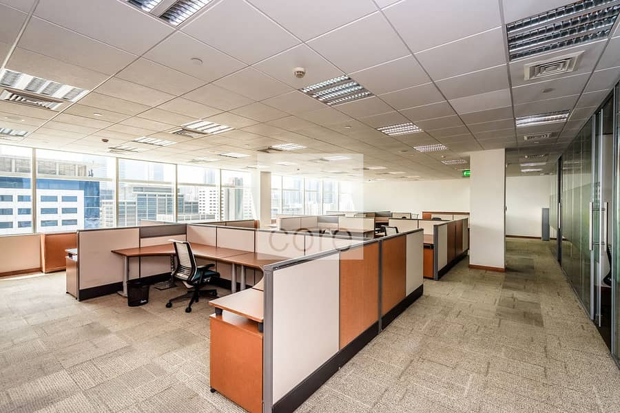 Half Floor | Fitted Office | Prime Location