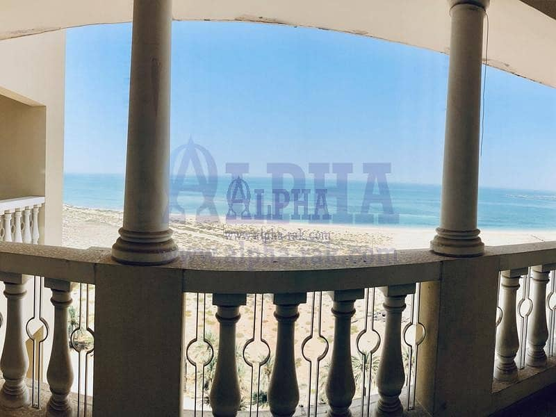1 Bedroom Unfurnished! Relaxing Sea View